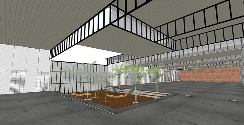 07_Indoor Courtyard